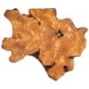 Imagen de Mesa de centro de madera de olivo rústica