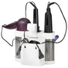 Imagen de Soporte profesional para secador y utensilios de peinado