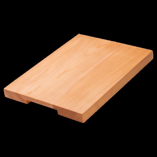 Imagen de Tabla de cortar de madera de haya 40x30 cm