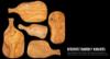 Imagen de Tabla de cortar de madera de olivo 39x18 cm.