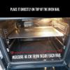 Imagen de Set de 3 Bandejas de Horno de Aluminio Perforadas